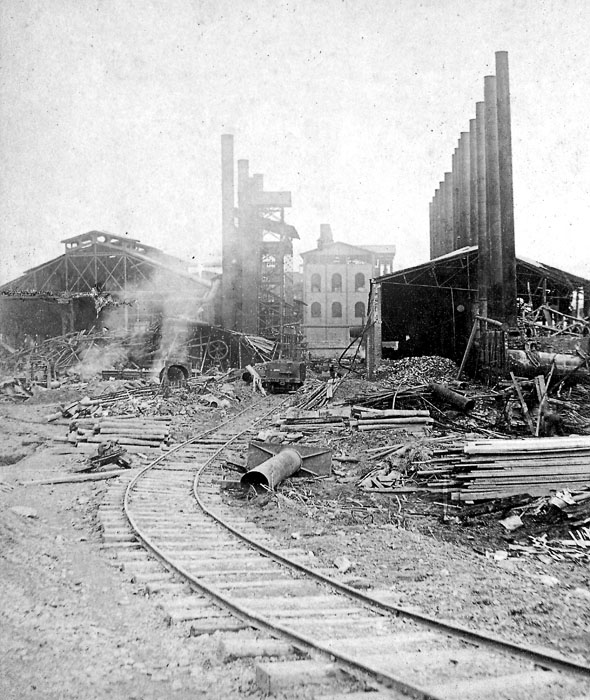 the johnstown flood thesis