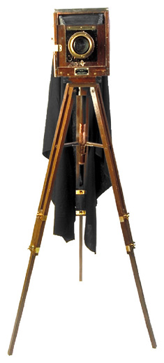 Antique Camera Tripod